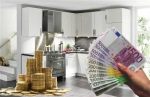 lening keuken werkwijze